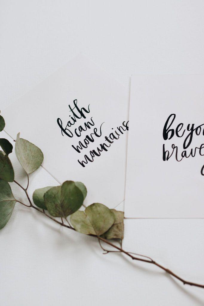 Glauben | Ziele erreichen