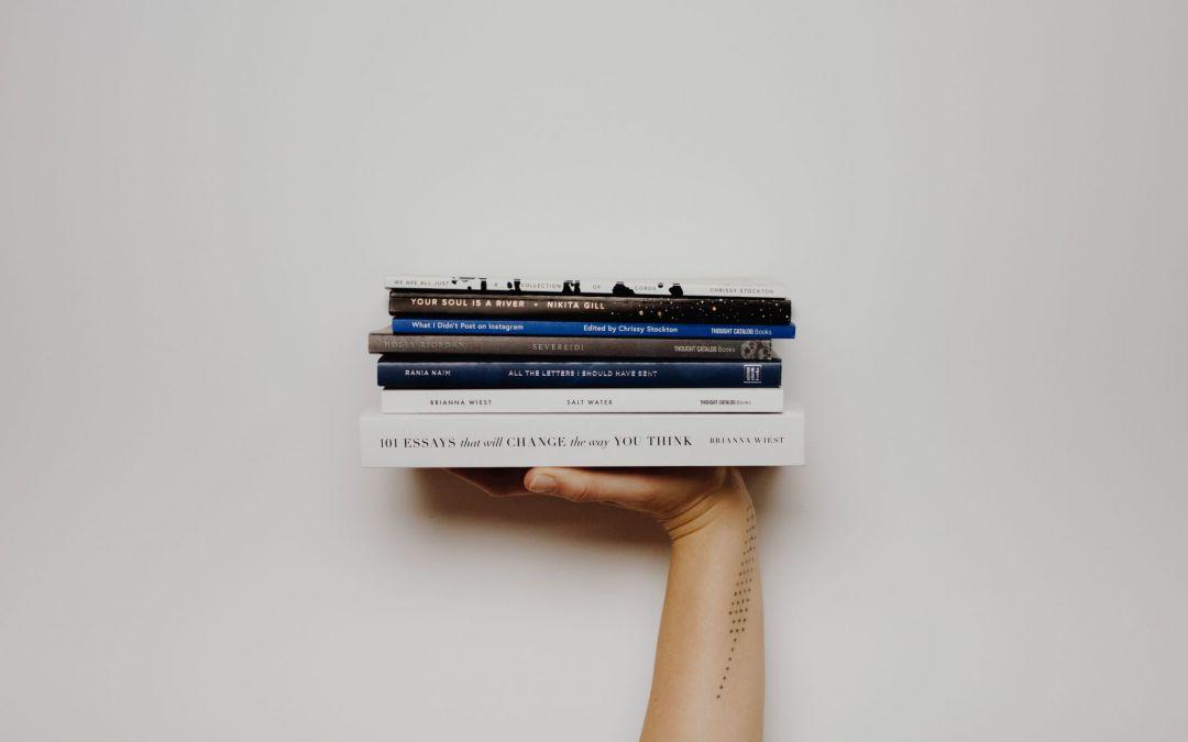 Die besten Bücher zum Thema Sport, Ernährung, Mindset & Gesundheit
