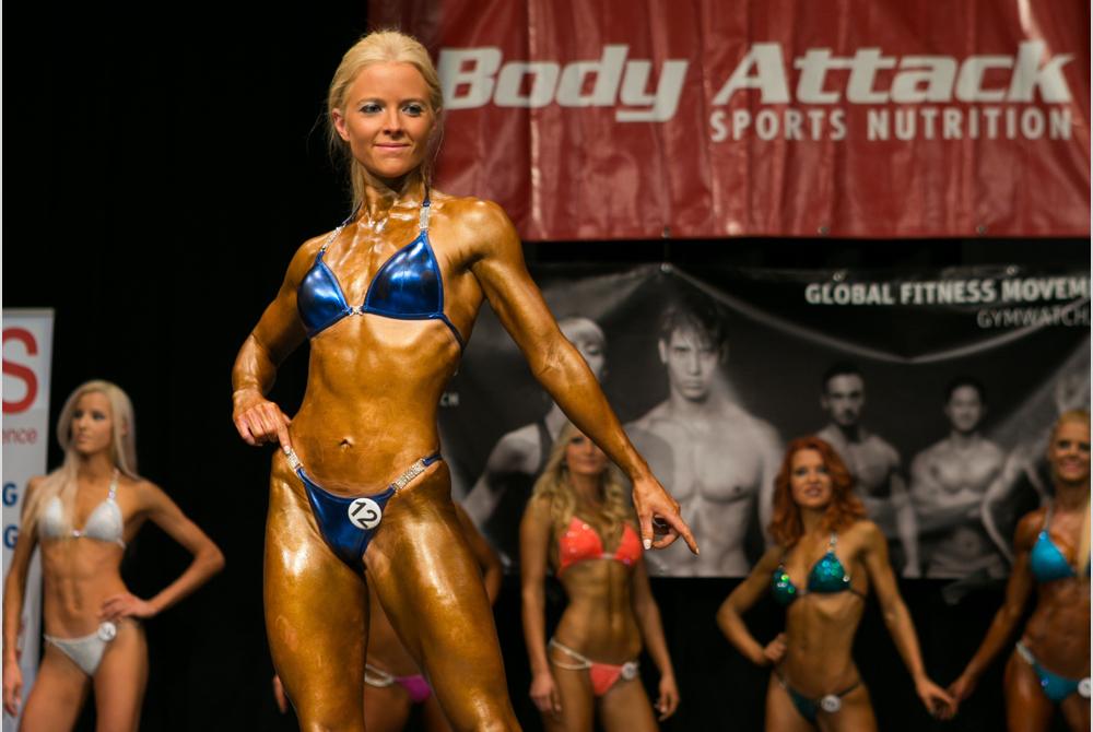 Simone Bohrmann: Natural Bodybuilding